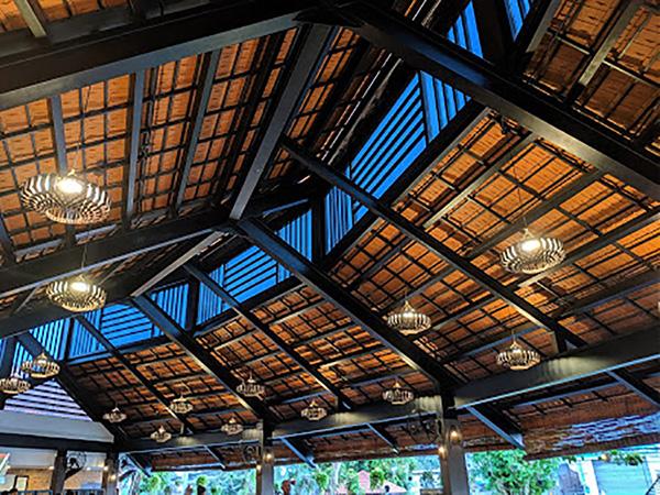 Thế Giới Đèn Gỗ - Dự án tổ hợp nhà hàng - trung tâm hội nghị - tiệc cưới Vạn Lộc Phát 9