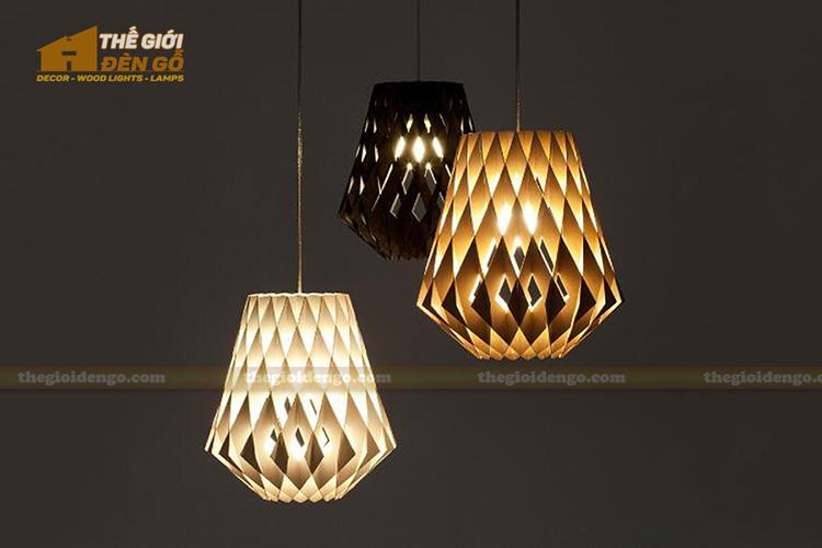 Thế Giới Đèn Gỗ - Đèn gỗ trang trí với những lợi ích không thể ngờ - đèn gỗ dg212