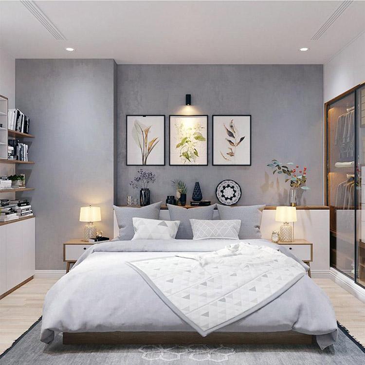Thế Giới Đèn Gỗ - Cách trang trí phòng ngủ siêu đẹp - 3