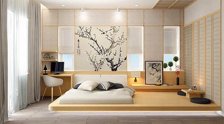 Thế Giới Đèn Gỗ - Cách trang trí phòng ngủ siêu đẹp - 5