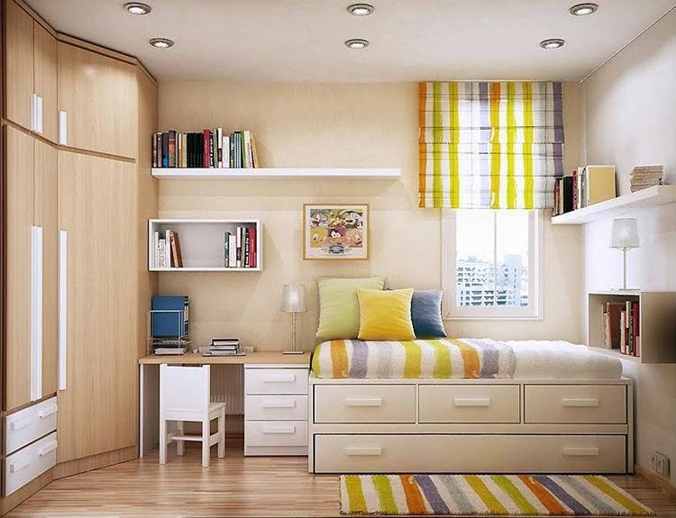 Thế Giới Đèn Gỗ - Cách trang trí phòng ngủ siêu đẹp - 7