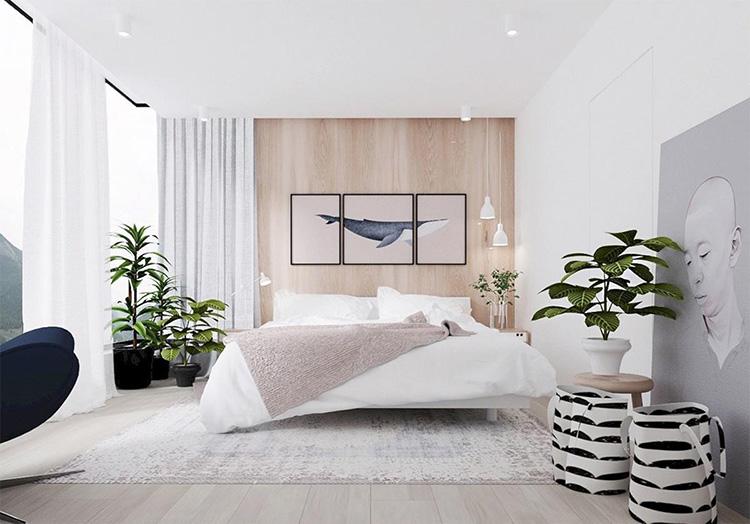Thế Giới Đèn Gỗ - Cách trang trí phòng ngủ siêu đẹp - 8