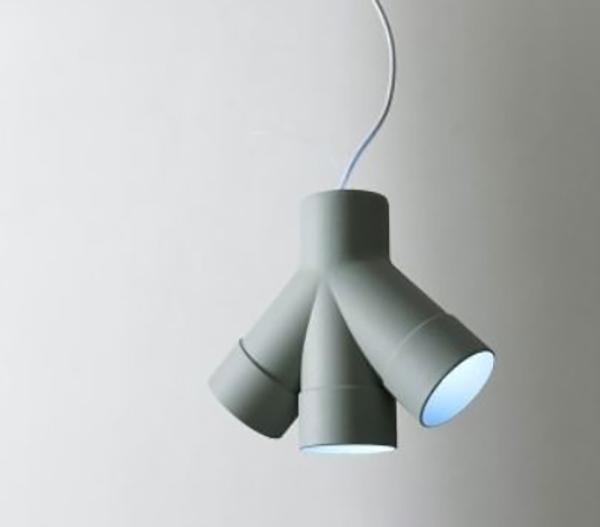 Thế Giới Đèn Gỗ - Hướng dẫn tự làm đèn trang trí bằng ống nước 7