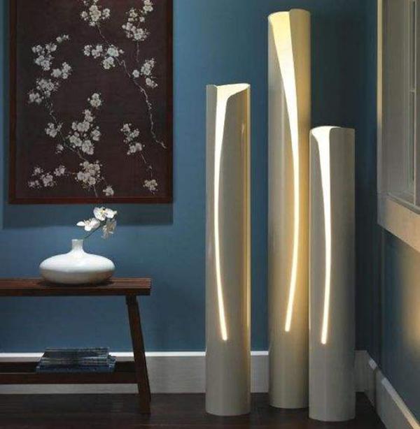 Thế Giới Đèn Gỗ - Hướng dẫn tự làm đèn trang trí bằng ống nước 8