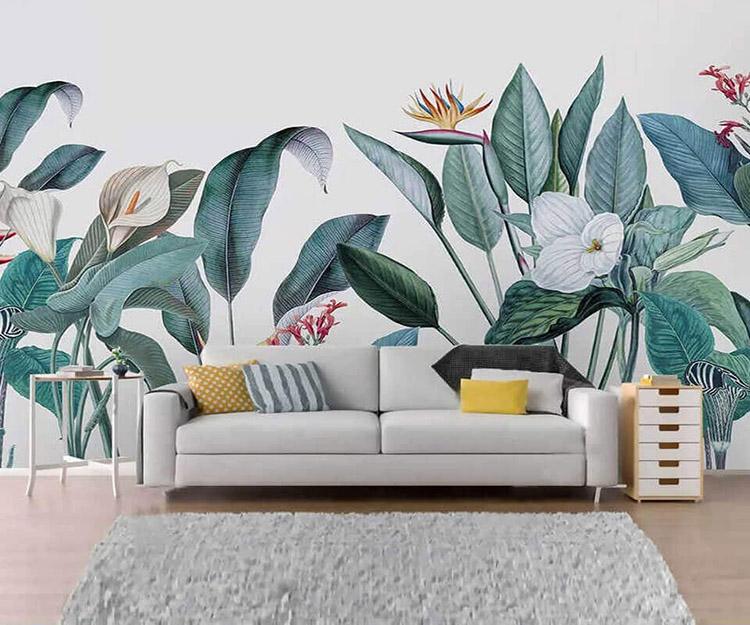 Thế Giới Đèn Gỗ -Top 10 ý tưởng trang trí tường cực đẹp cho căn nhà 10