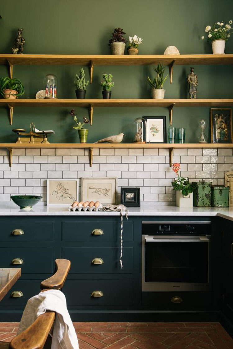 Thế Giới Đèn Gỗ -Top 10 ý tưởng trang trí tường cực đẹp cho căn nhà 6