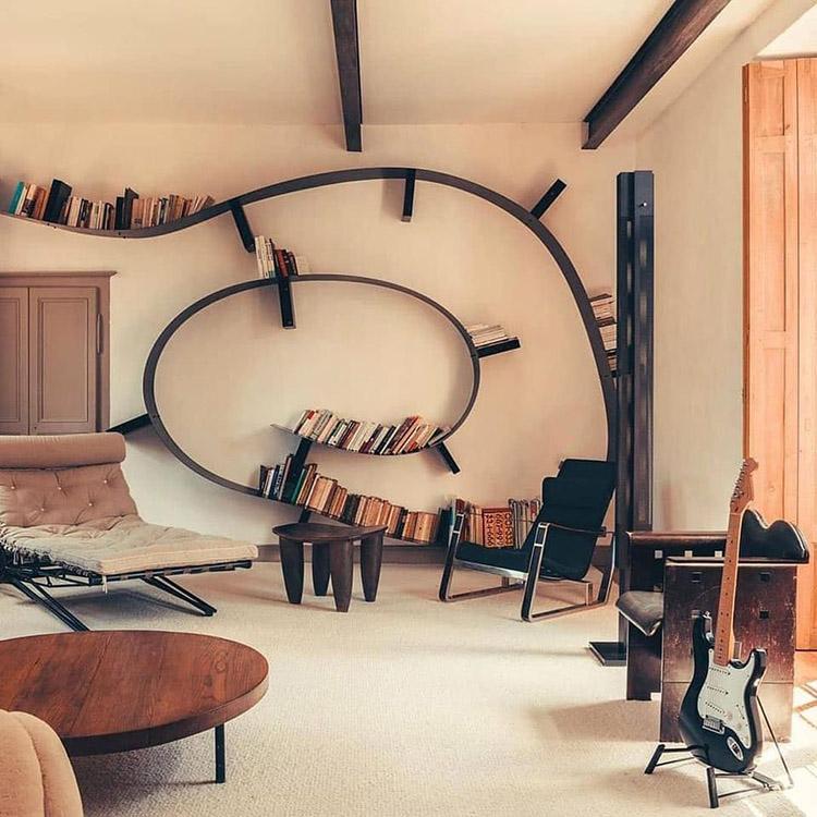 Thế Giới Đèn Gỗ -Top 10 ý tưởng trang trí tường cực đẹp cho căn nhà 9