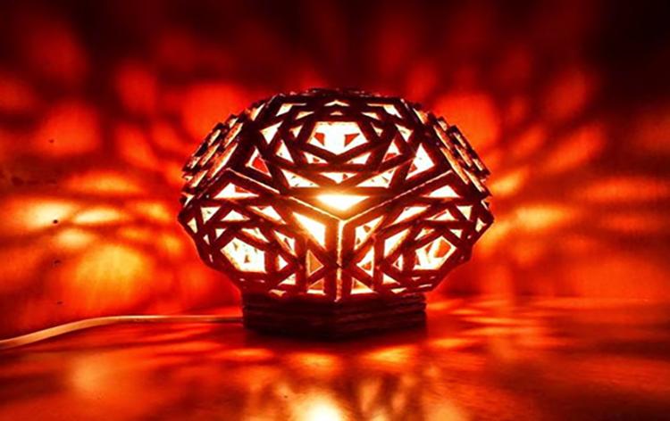 Thế Giới Đèn Gỗ - Hướng dẫn tự decor 8 đồ trang trí nội thất thiết yếu trong nhà cực đơn giản 15