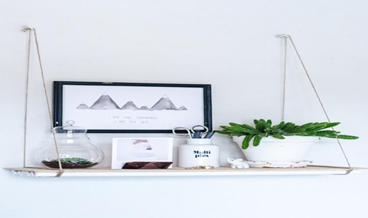 Thế Giới Đèn Gỗ - Hướng dẫn tự decor 8 đồ trang trí nội thất thiết yếu trong nhà cực đơn giản 9
