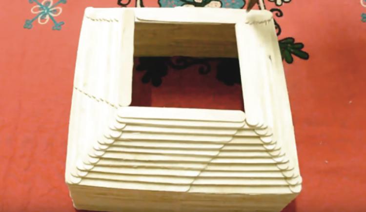 Thế Giới Đèn Gỗ - Hướng dẫn tự làm đèn bàn trang trí đơn giản nhưng cực đẹp 4