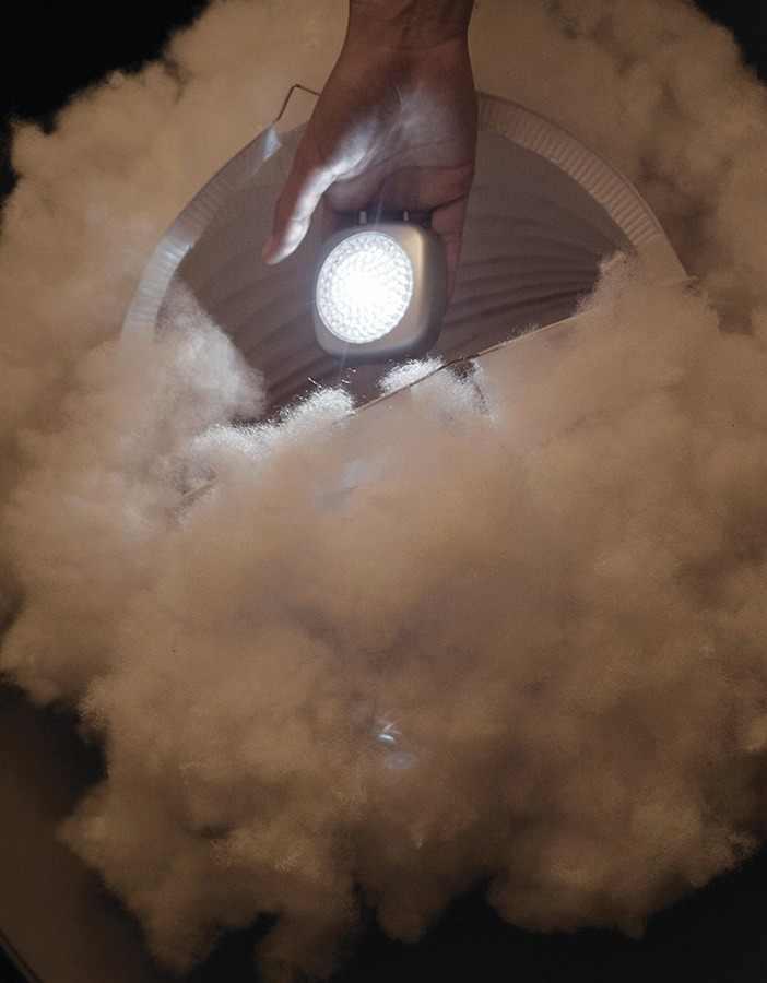 Thế Giới Đèn Gỗ - Cách làm đèn ngủ hình đám mây tuyệt đẹp 4