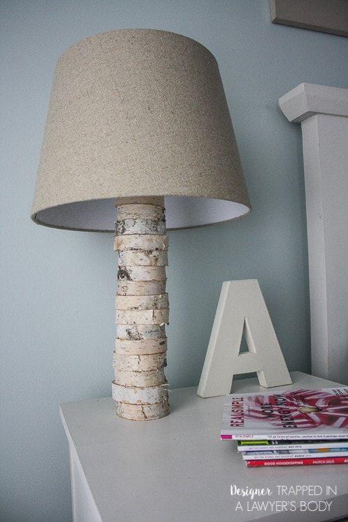 Thế Giới Đèn Gỗ - Hướng dẫn làm đèn gỗ để bàn từ lát gỗ cực đơn giản 13
