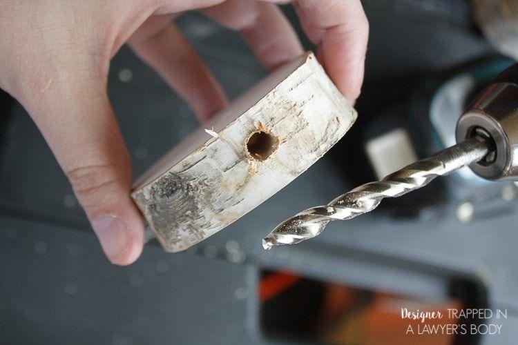 Thế Giới Đèn Gỗ - Hướng dẫn làm đèn gỗ để bàn từ lát gỗ cực đơn giản 2