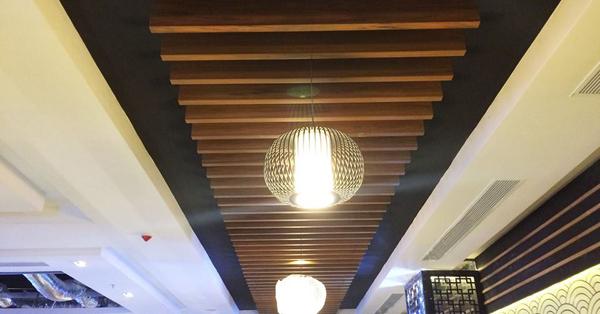 Thế Giới Đèn Gỗ - Đèn gỗ trang trí quán cafe 18