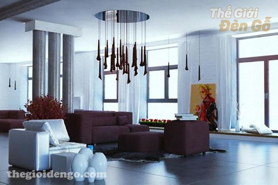 Thế Giới Đèn Gỗ - 10 phong cách thiết kế nổi bật trong thiết kế nội thất 7