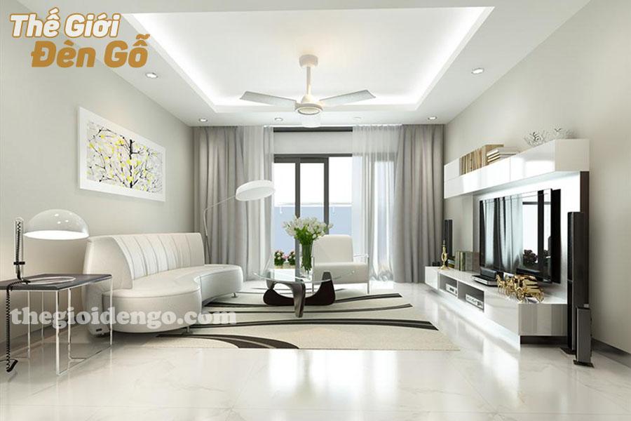 Thế Giới Đèn Gỗ - 10 phong cách thiết kế nổi bật trong thiết kế nội thất 1
