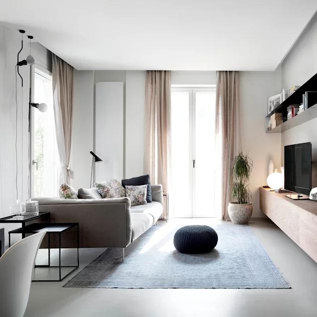 Thế Giới Đèn Gỗ - 22 mẫu thiết kế phòng khách tuyệt đẹp 20
