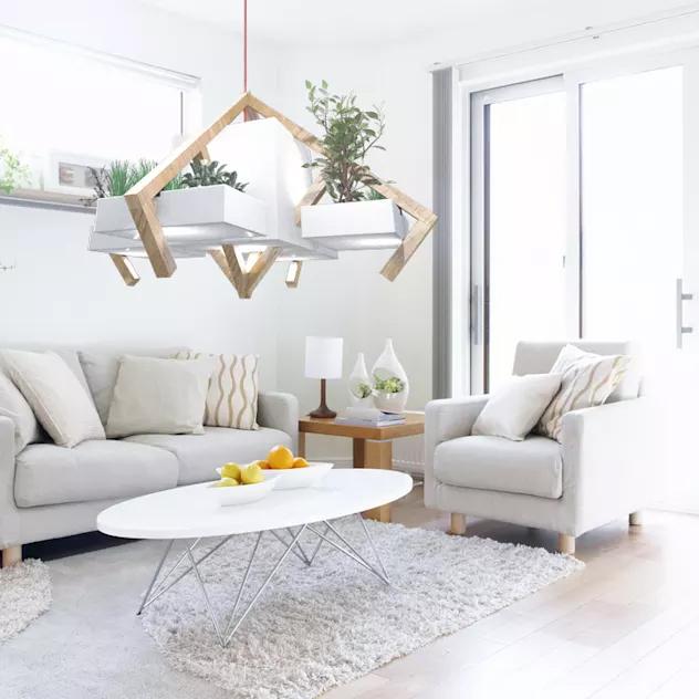 Thế Giới Đèn Gỗ - 22 mẫu thiết kế phòng khách tuyệt đẹp 8