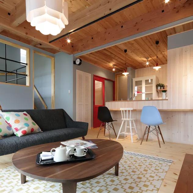 Thế Giới Đèn Gỗ - 22 mẫu thiết kế phòng khách tuyệt đẹp 9