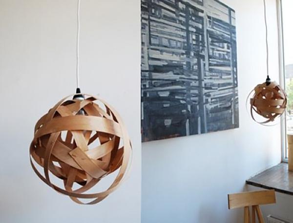Thế Giới Đèn Gỗ - Cách làm đèn ngủ handmade bằng gỗ veneer 9