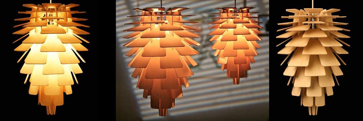 Thế giới đèn gỗ