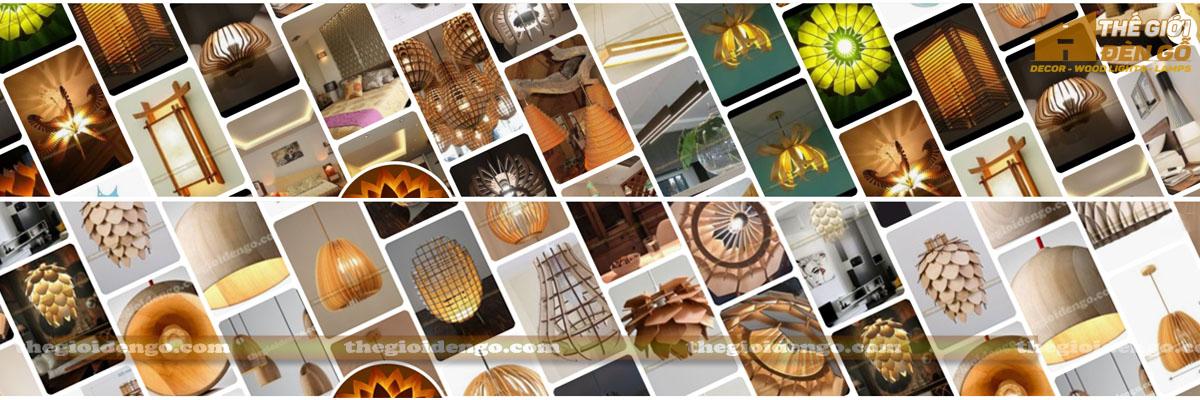 Thế Giới Đèn Gỗ - Banner đèn gỗ trang trí 112018