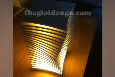 Thế Giới Đèn Gỗ - Đèn gỗ trang trí dg208