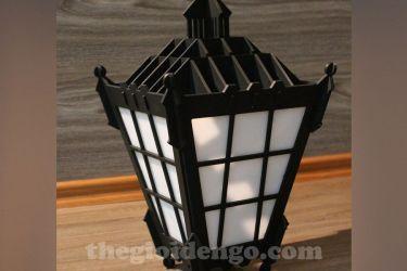Thế Giới Đèn Gỗ - Đèn gỗ trang trí dg210
