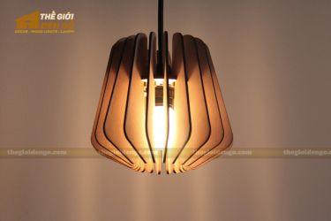 Thế Giới Đèn Gỗ - Đèn gỗ trang trí dg201 - 1