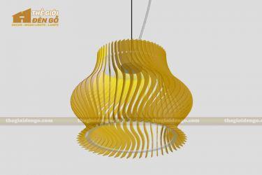 Thế Giới Đèn Gỗ - Đèn gỗ trang trí dg211