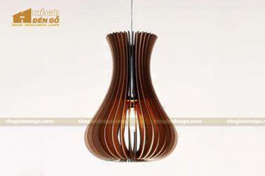 Thế Giới Đèn Gỗ - Đèn gỗ trang trí dg213