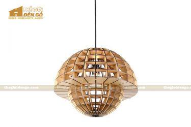 Thế Giới Đèn Gỗ - Đèn gỗ trang trí dg216