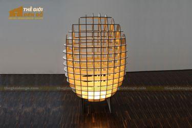 Thế Giới Đèn Gỗ - Đèn gỗ trang trí dg230