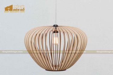 Thế Giới Đèn Gỗ - Đèn gỗ trang trí dg249