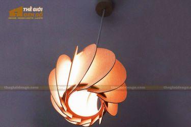 Thế Giới Đèn Gỗ - Đèn gỗ trang trí dg257