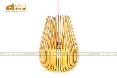 Thế Giới Đèn Gỗ - Đèn gỗ trang trí dg273