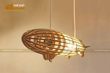 Thế Giới Đèn Gỗ - Đèn gỗ trang trí tàu ngầm