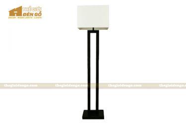 Thế Giới Đèn Gỗ - Đèn gỗ trang trí để sàn DGS001
