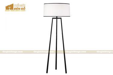 Thế Giới Đèn Gỗ - Đèn gỗ trang trí để sàn DGS003