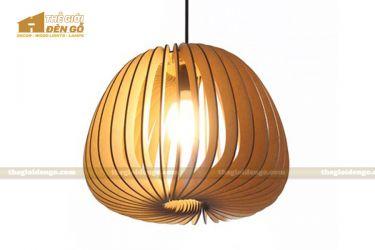 Thế Giới Đèn Gỗ - Đèn gỗ trang trí dg278