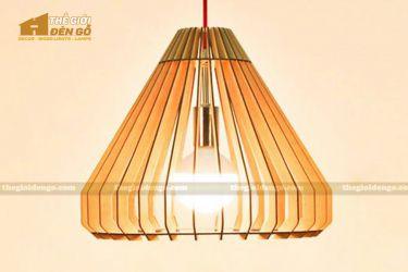 Thế Giới Đèn Gỗ - Đèn gỗ trang trí dg306
