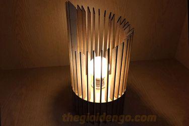 thegioidengo.com - Đèn gỗ trang trí để bàn TGDG-03