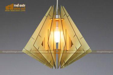 Thế Giới Đèn Gỗ - Đèn gỗ trang trí dg284