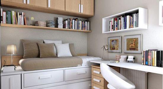 Thế Giới Đèn Gỗ - 10 tuyệt chiêu bày trí nhà cửa 'đánh lừa thị giác' dành cho những căn phòng nhỏ