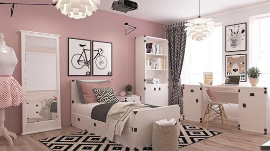 Thế Giới Đèn Gỗ - Cách trang trí phòng ngủ siêu đẹp