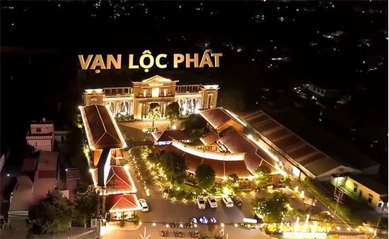 Thế Giới Đèn Gỗ - Dự án tổ hợp nhà hàng - trung tâm hội nghị - tiệc cưới Vạn Lộc Phát