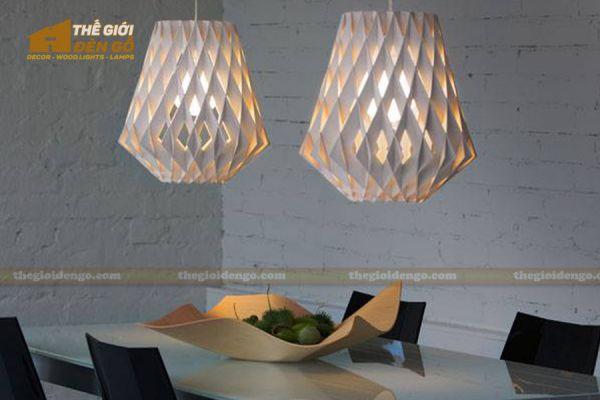 Thế Giới Đèn Gỗ - Đèn gỗ trang trí dg212-6