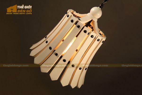 Thế Giới Đèn Gỗ - Đèn gỗ trang trí dg221-2
