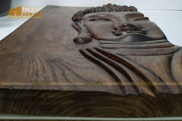 Thế Giới Đèn Gỗ - Tranh gỗ Đức Phật 6