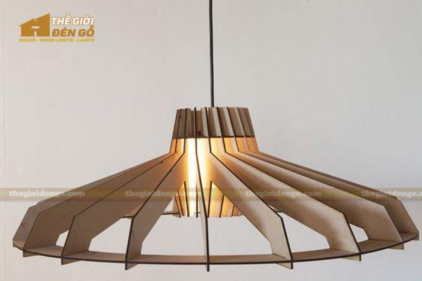 Thế Giới Đèn Gỗ - Đèn gỗ trang trí dg276